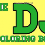 Coloring Book for Dj's