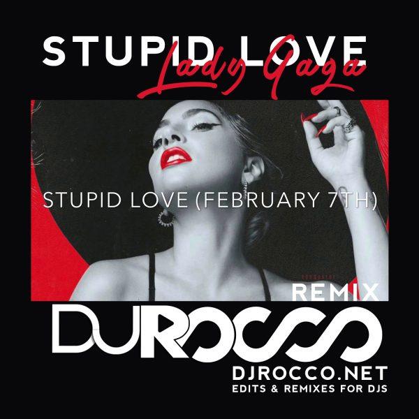 Lady Gaga •Stupid Love